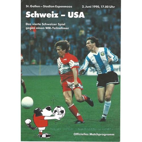 Other International Football Programmes