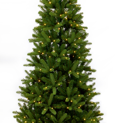 7FT Pre-Lit Christmas Tree