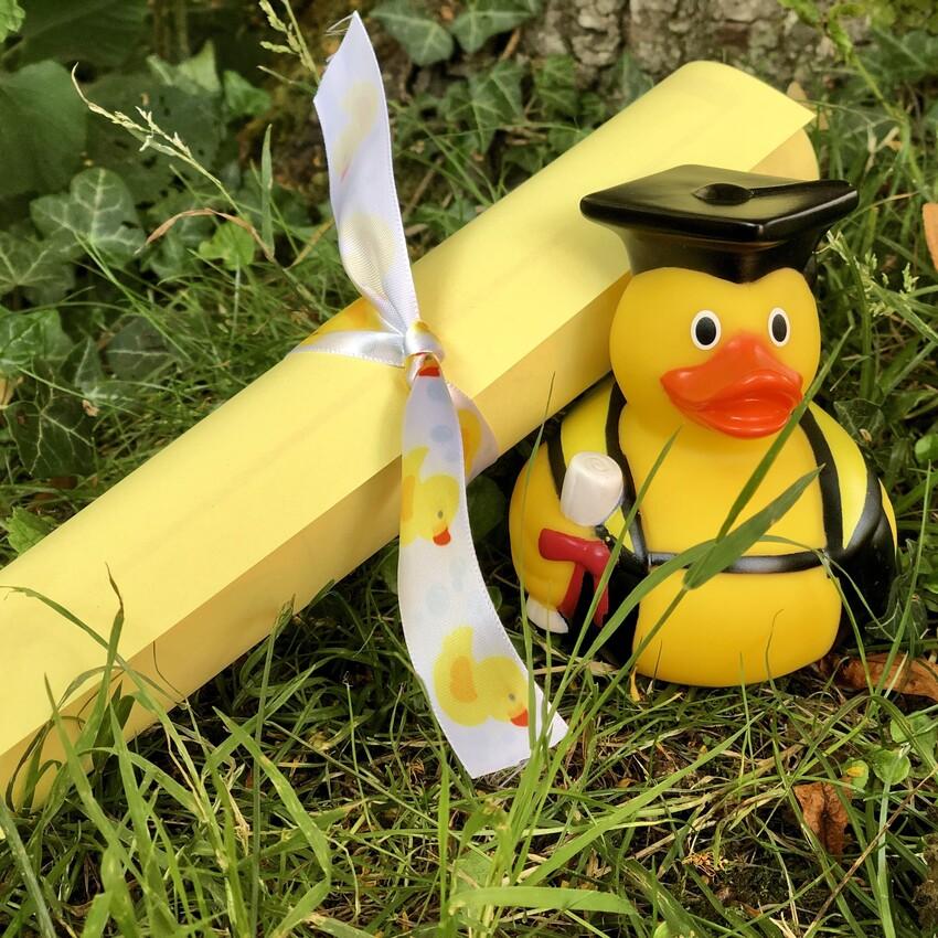 Isabello's Preschool Graduation Duck