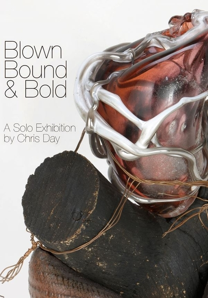 Blown, Bound and Bold solo exhibition launches at Vessel Gallery