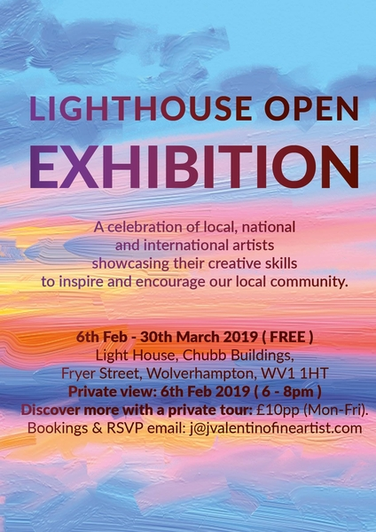 2019 Lighthouse Open Exhibition