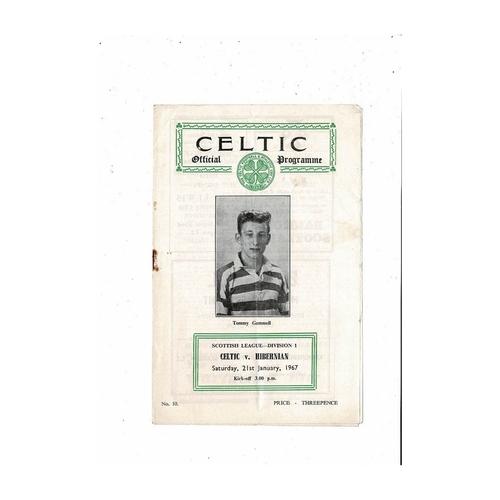Celtic Football Programmes