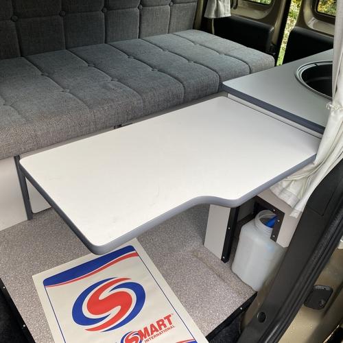 2008 Fiat Doblo 1.4 Petrol Camper Van 2 Berth Micro Rare Colour 72150 miles