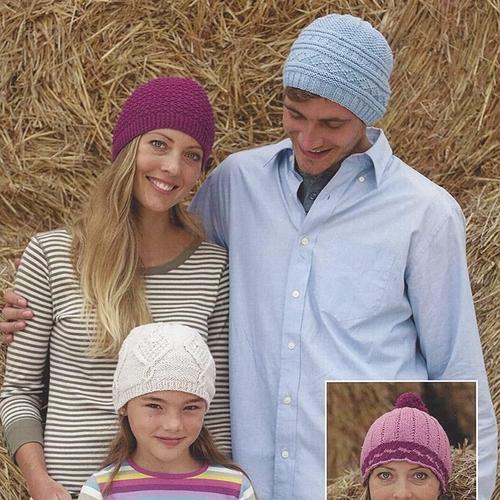 DK hat pattern 7827