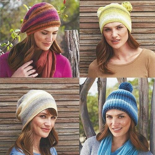 DK hat pattern 8158