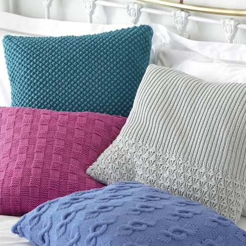 DK cushion cover pattern 8050