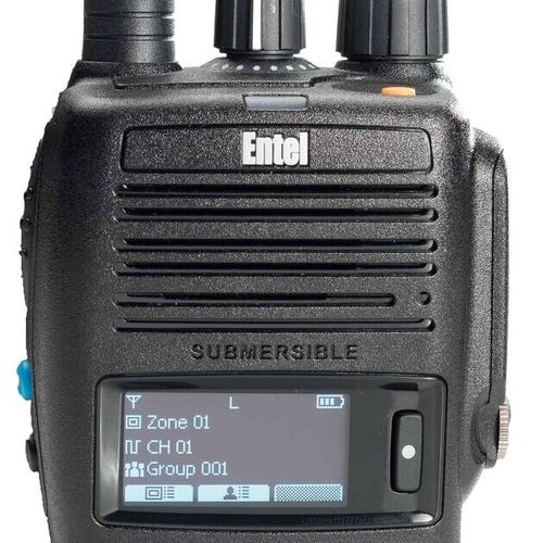 Entel DX446L DMR Digital License Free Radio