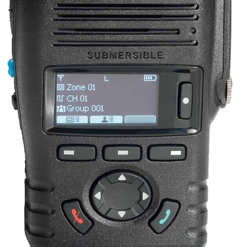 Entel DX446L DMR Digital License Free Radio
