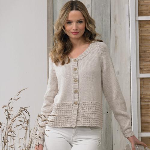 It's Pure Cotton DK pattern JB597