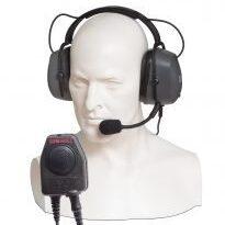 CHP450D/DX heavy duty ear defender headset