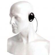 EHP/DX 'D' shaped covert style earpiece