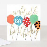 Age 80 Birthday