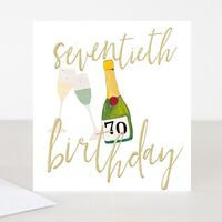 Age 70 Birthday