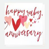 Anniversary- Ruby