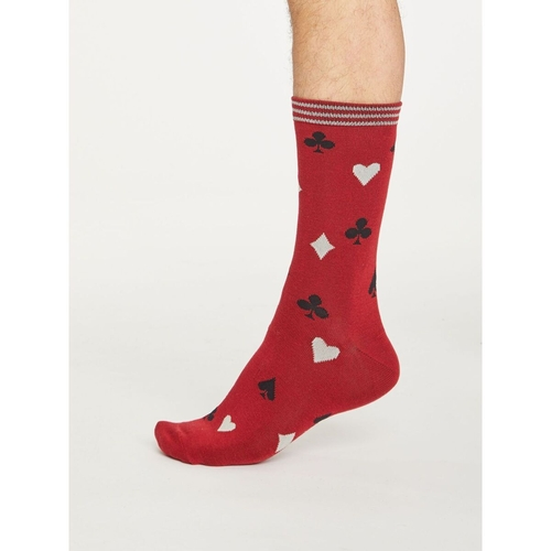 Thought Bamboo Socks Cards