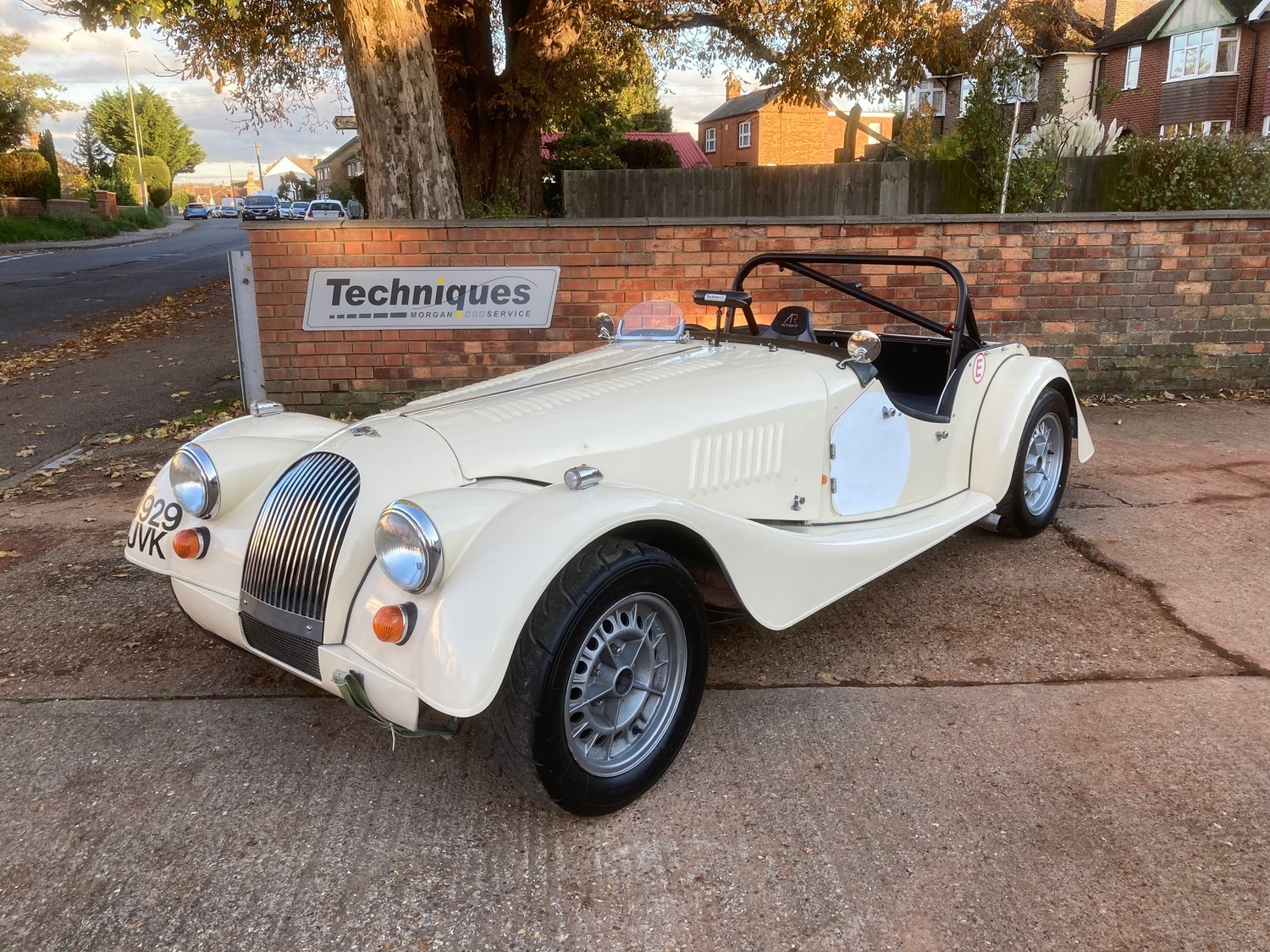 1992 Morgan +8 (PRE CAT) for road or competition - £26,995.00 (Reduced price)