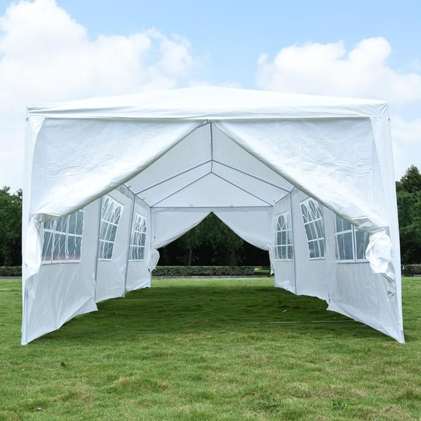 How Can I Secure my New Event Tent to the Ground?