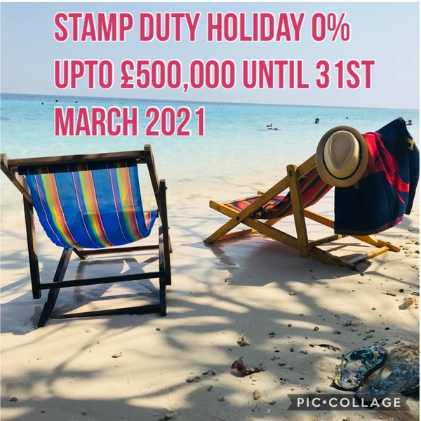 🏡✅ 📣STAMP DUTY HOLIDAY📣✅🏡