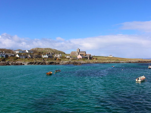 Iona and Mull, Scotland