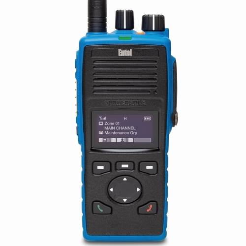 Entel DT953 ATEX DMR Digital License Free Radio