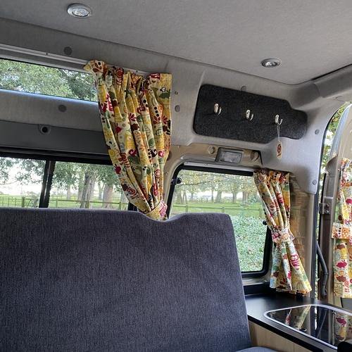 Danbury Camper Van 2 Berth 2007 Fiat Doblo Dynamic 1248cc Diesel 40517 miles