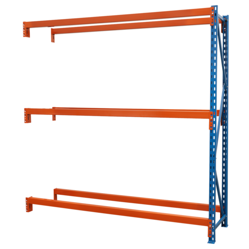 Tyre Rack Extension Two Level 200kg Capacity Per Level - Sealey - STR600E