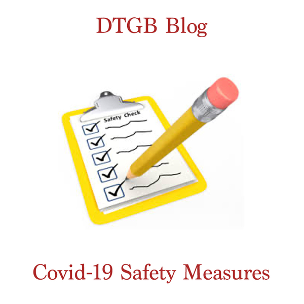 Direct Training GB Ltd. Covid-19 Safety Measures