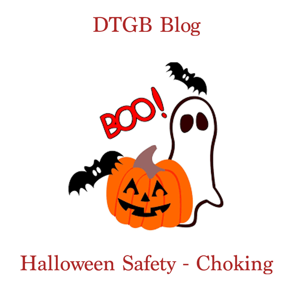Halloween Safety - Choking Risks