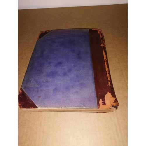 1927/28 Aston Villa Bound Volume Football Programmes + Reserves Games