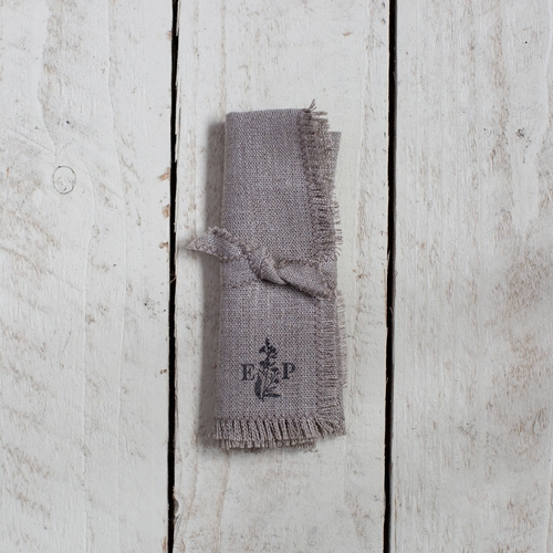 Irish linen body cloth