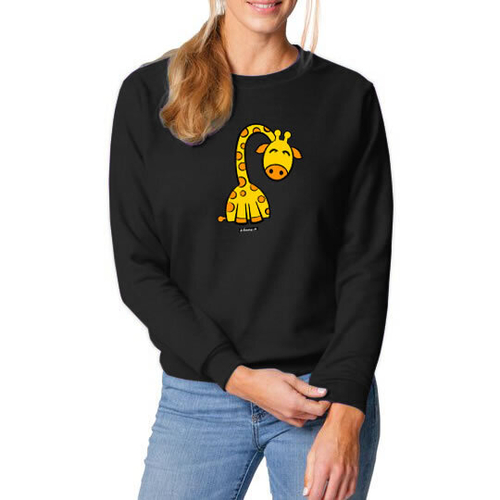 'Sleepy Giraffe' Sweatshirt
