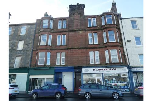Flat 2/2, 19 Argyle Street, Rothesay, Isle of Bute, PA20 0AU