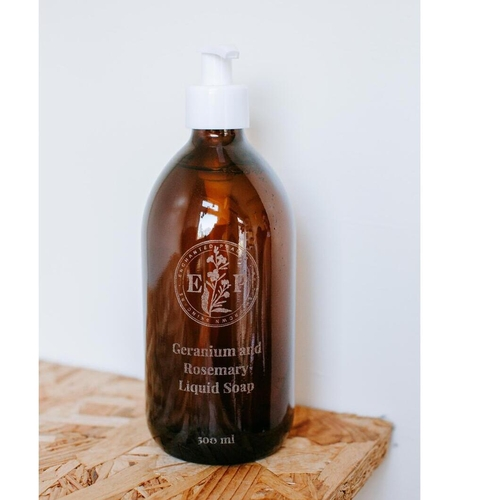 Geranium& Rosemary Soap