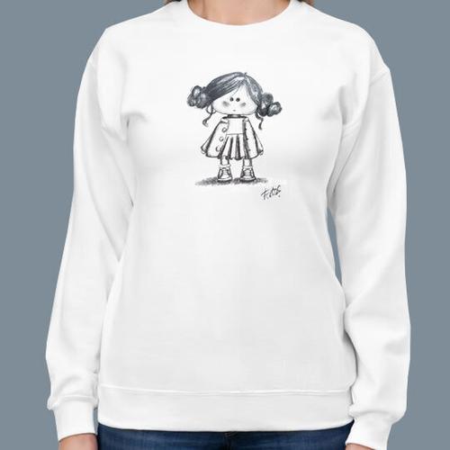 'Little Girl Doll' Sweatshirt