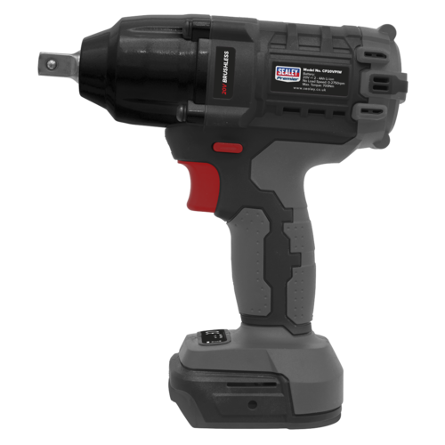 "Impact Wrench 20V 1/2""Sq Drive 700Nm - Body Only - Sealey - CP20VPIW"