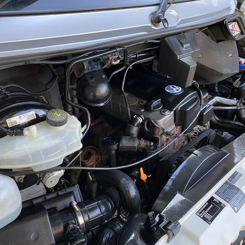 VW Volkswagen LT 35 TDi LWB Sportshome Camper Van 3 Berth Quad MotoX Motorbike