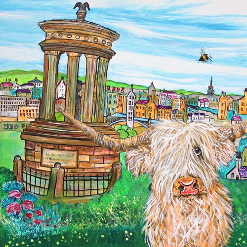 Art Print - Calton Hill