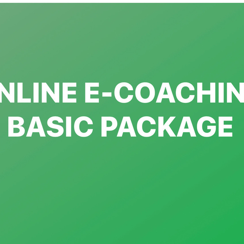 Online Coaching package(s)