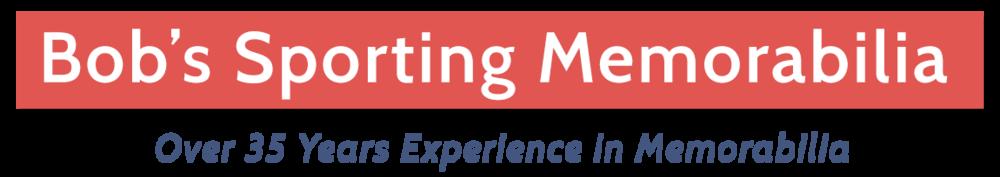 Bob's Sporting Memorabilia | Buy Sporting Programmes & Memorabilia | Sell Sporting Programmes | Sports Programmes
