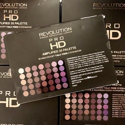REVOLUTION Pro HD Palette