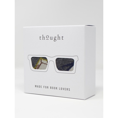 Thought Bamboo Socks Glasses