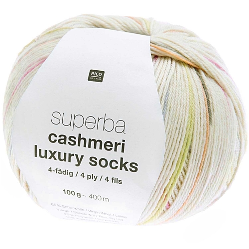 Cashmeri Luxury Sock Yarn