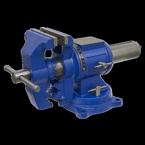 Vice Cast Iron Multifunction Swivel Base 150mm - Sealey - MFV150