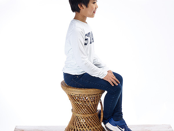 URU Twisted Rattan Stool Large / Small