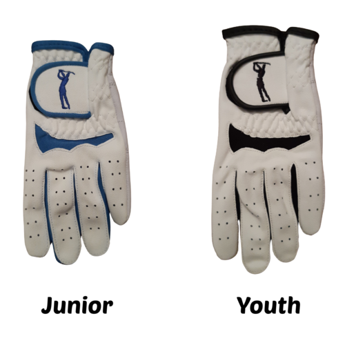 Junior and Youth Golf Gloves