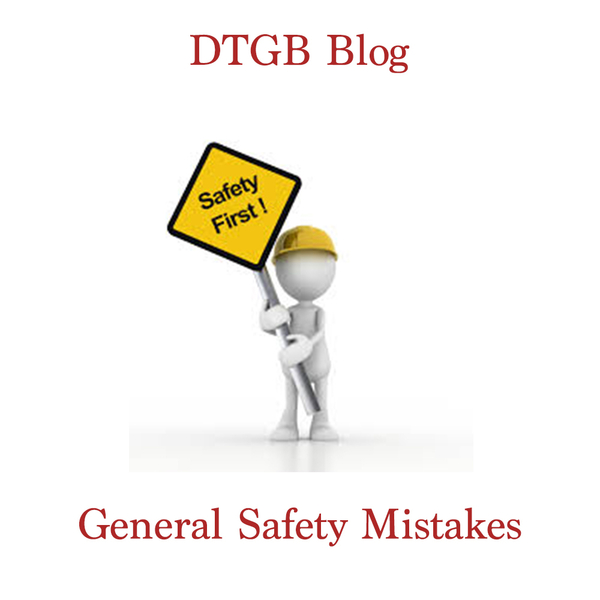 General Workplace Safety Mistakes Which You Should Avoid.