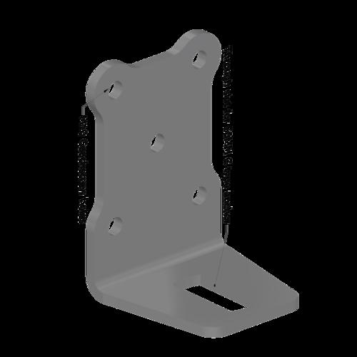 SA238 - 90° 5 Hole Bracket