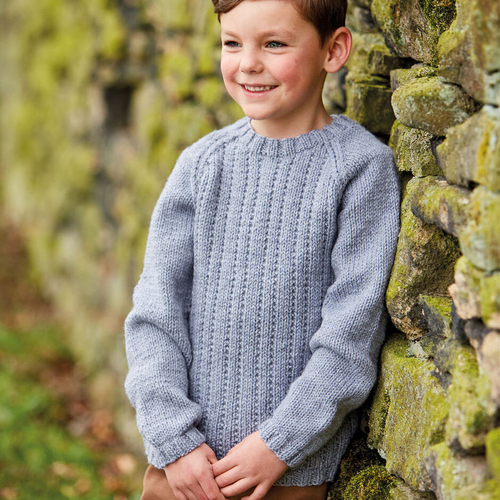 Child's aran pattern 2507