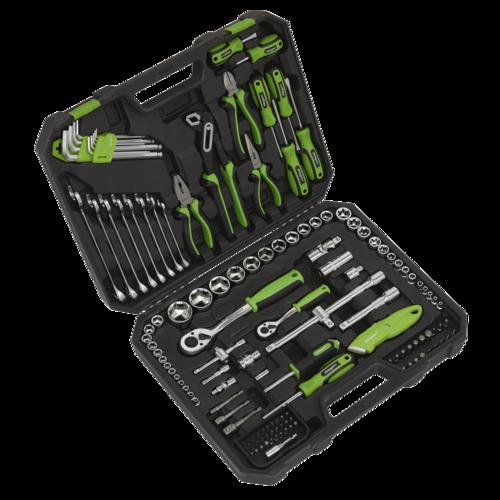 Mechanic's Tool Kit 135pc - Sealey - S01214