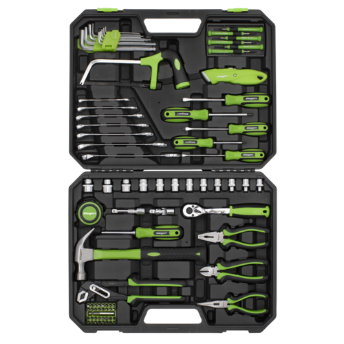 Tool Kit 84pc - Sealey - S01213